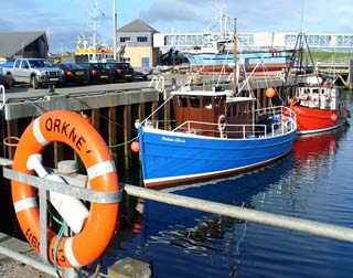 Stromness Harbor