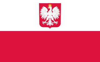 civil ensign of poland