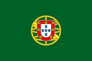 Portuguese President of the Republic flag