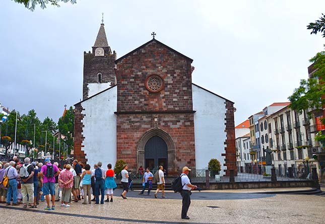 old church funchal