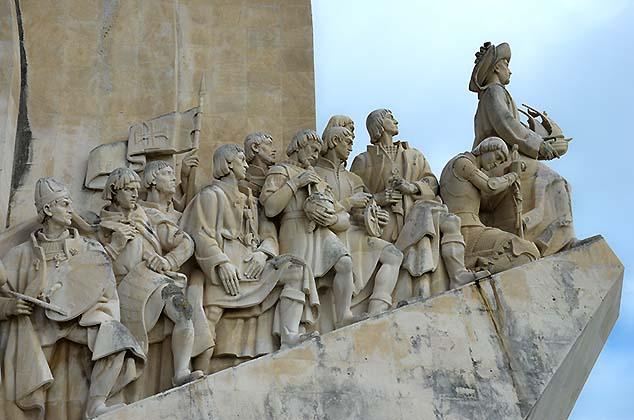 explorers monument lisbon