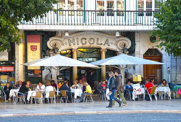 nicola restaurant lisbon