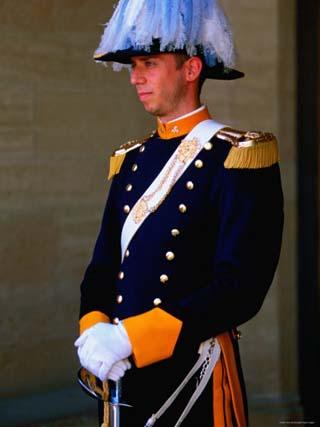 Palace Guard, San Marino