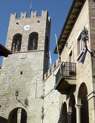 Serravalle Castle