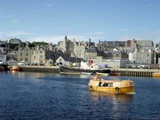where is shetland