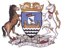 Flag of Shetland Islands