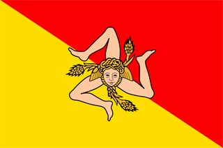 Flag of Sicily