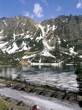 Popradske Pleso, High Tatra Mountains, Slovakia