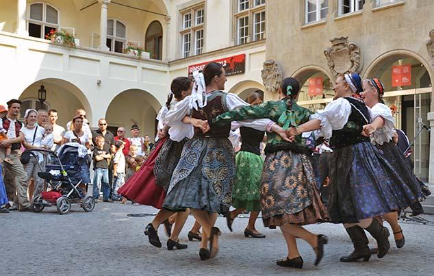 dancers bratislava