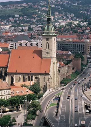 st. martins church bratislava