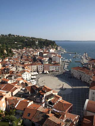 Piran, Istria, Adriatic Coast, Slovenia, Europe