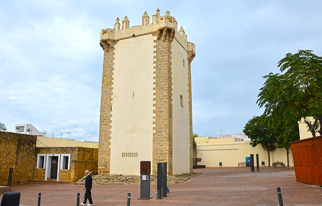 torre tower conil spain