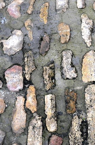 cobblestones Vejer de la Frontera spain