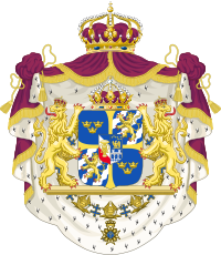 Sweden greater coat of arms