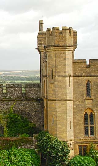 arundel castle tower