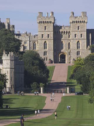Windsor Castle, Berkshire, England, United Kingdom