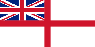United Kingdom Naval Ensign
