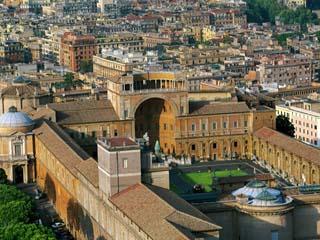 Italy - Lazio Region - Rome - Vatican City - Vatican Palace