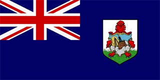 ensign of bermuda