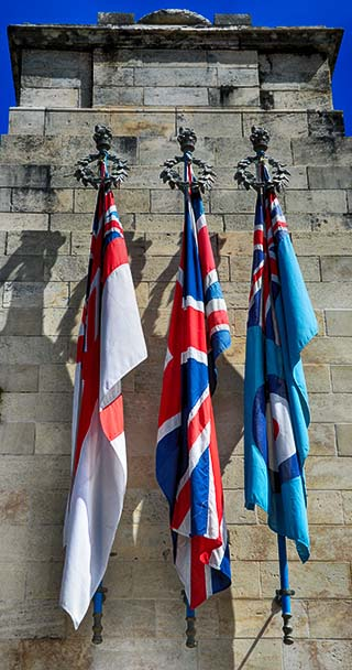 three flags bermuda