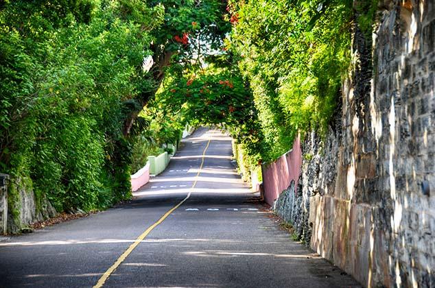 bermuda road