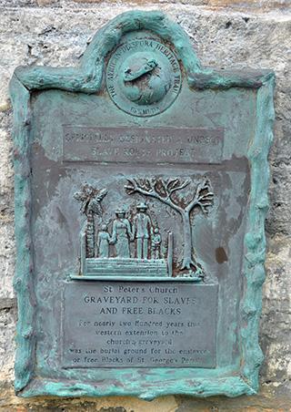 grave yard sign bermuda