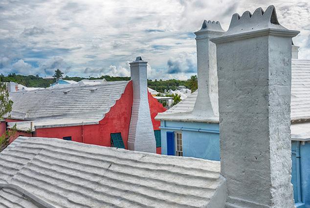 chimneys bermuda