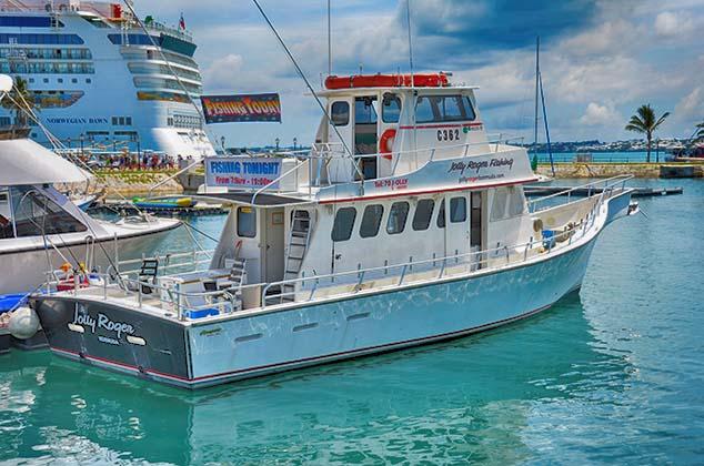 fishing boat bermuda