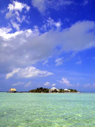 Cayo Espanto Resort, Belize
