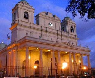 Metropolitan Cathedral San Jose Costa Rica