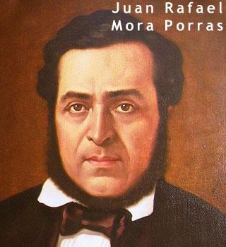 Juan Mora porras
