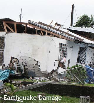 2009 earthquake