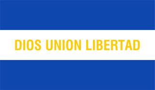 civil ensign of el salvador