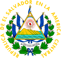 el salvador coat of arms