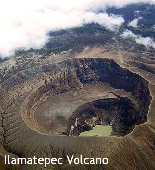 ilamatepec volcano