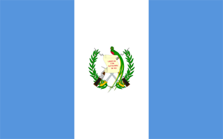 flag of guatemala