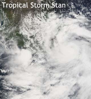 Tropical Storm Stan