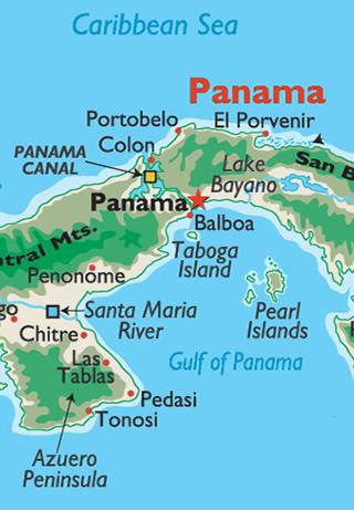 Panama Canal, Panama Photos - Worldatlas.com