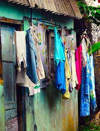laundry san blas islands