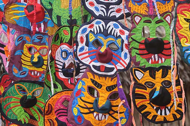 masks for sale san blas islands