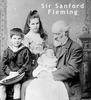 Sir Sanford Fleming