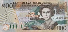 east caribbean dollar