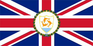 governor standard of anguilla