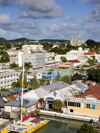 St. Johns, Antigua Island, Antigua and Barbuda, Leeward Islands, Lesser Antilles, West Indies