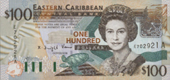 East Caribbean dollar antigua currency