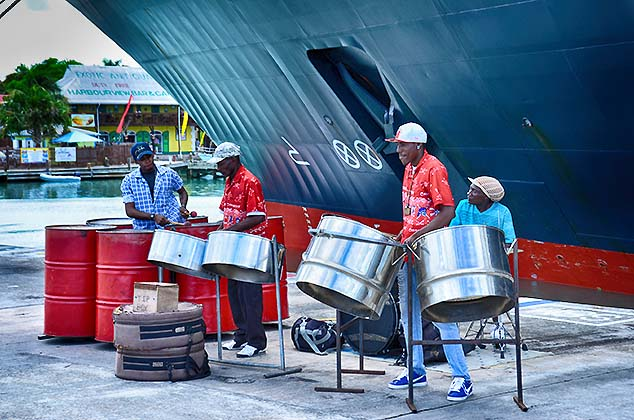 marimba band st. John's antigua