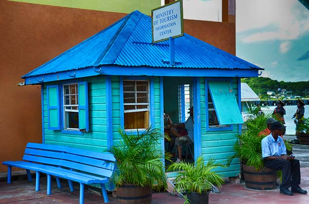 tourism office antigua