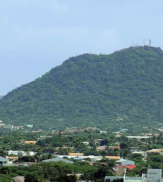 Mount Jamanota