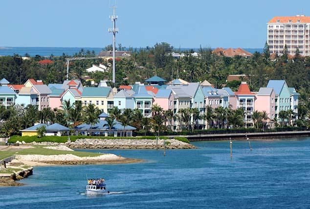 bahamas color