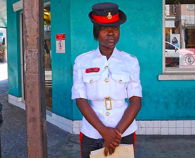 police officer bahamas